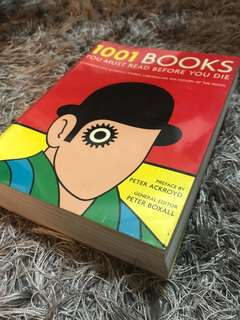 Book - 1001 books to read before you die