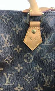 LV Bag speed 25