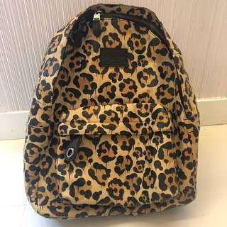 <全新> Coach豹紋背囊 | <Brand New> Coach leopard campus backpack