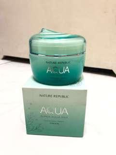 Nature Republic Aqua Combination Watery Cream