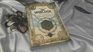 The Warlock: The Secrets of the Immortal Nicholas Flamel, Michael Scott