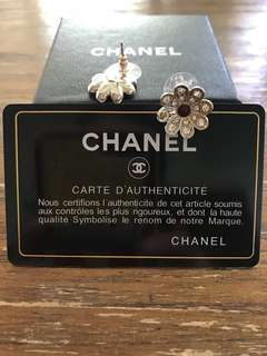 Chanel Style 耳環