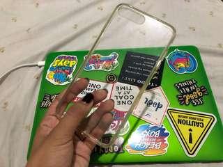 Iphone 7 Plus clear case