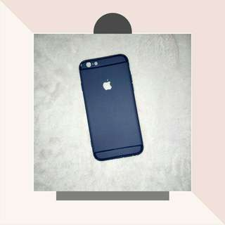 Navy blues TPU/Soft case for Iphone 6/6s