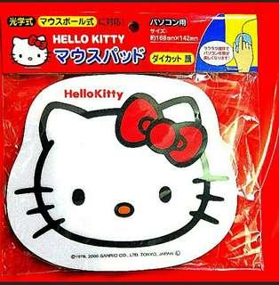 🐱🐱🐱Hello Kitty Mouse Pad-吉蒂貓滑鼠墊