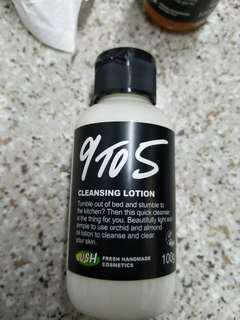 Lush cleansing lotion