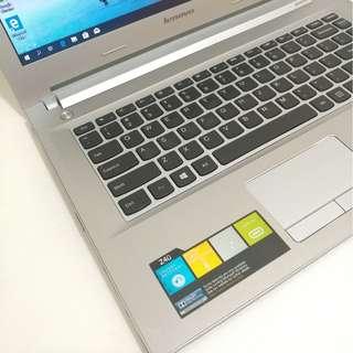 """(有獨顯) Lenovo ideaPad Z40-70 14"""" i5 Notebook 手提電腦 (Windows 10)"""