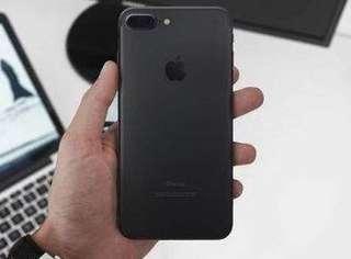 Iphone7 plus 256gb black