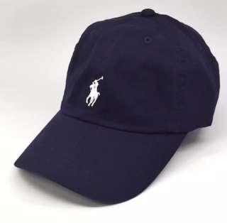 Ralph Lauren Baseball Cap Navy Blue