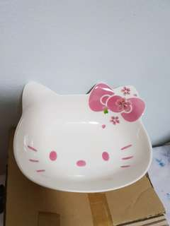 Hello Kitty Curry Bowl