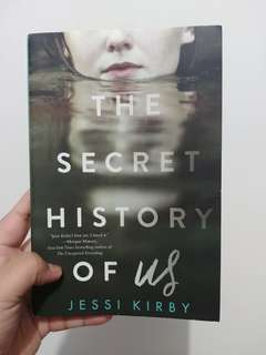 Jessie Kirby - The Secret History of Us