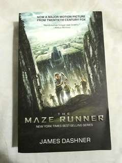 The Maze Runner - Maze Runner Series