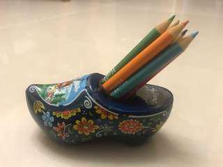 荷蘭木鞋顏色筆