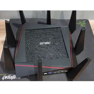 ASUS AC5300 Tri-Band Gigabit WiFi Gaming Router with MU-MIMO