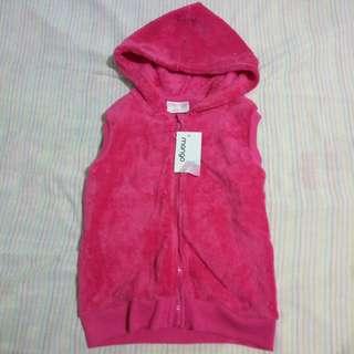 Mango sleeveless jacket