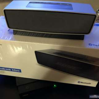 Bose SoundLink Mini Bluetooth (一代)
