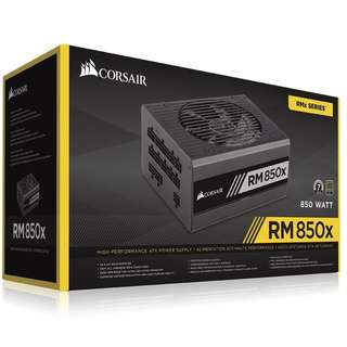 Corsair RM850X 80+ Gold Full Modular PSU