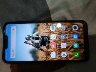 Vivo Y81 Matt Black