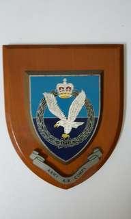 97前駐港英軍航空兵團木盾