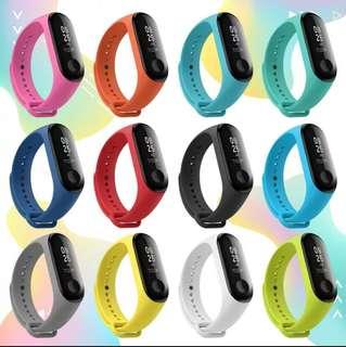Xiaomi Mi Band 3 Colourful Strap