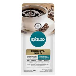 Excelso Coffee Robusta Gold