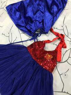 Supergirl bday/halloween costume