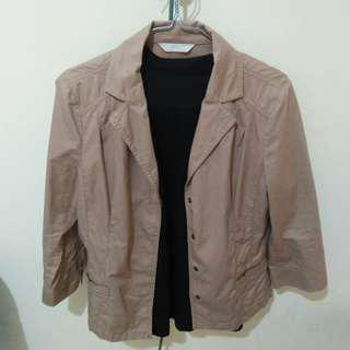 Mocca Cropped Outer
