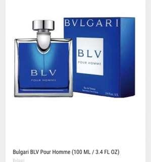 Bvlgari 香水