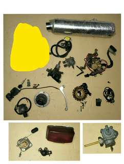 Spares for SuperFour CB400 Version S