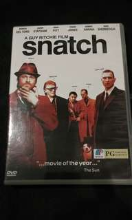 "Original DVD ""SNATCH"""