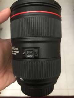 Canon EF 24-105mm f/4L IS II USM Lens (Canon Malaysia)