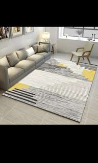 BRAND NEW Nordic Carpet(2.3m x 1.6m)