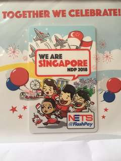National Day NETS flashpay card (2018)