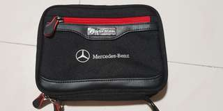 MERCEDES-BENZ TAYLOR MADE TOILETRIES POUCH