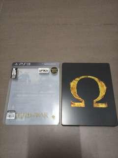 God of War ascension steel case premium