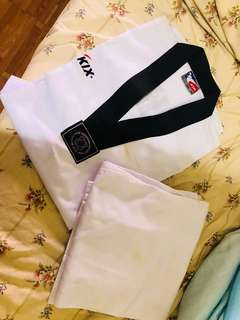 Taekwondo Uniform (Dobok)