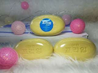 Sabun import korea