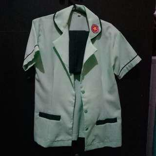 PUP BSA UNIFORM BLOUSE + SKIRT