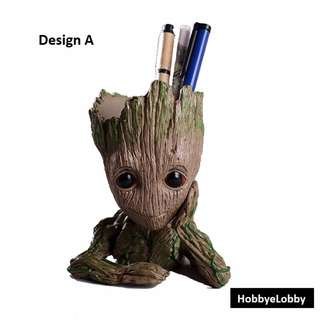 🚚 Marvel Groot Multipurpose Holder