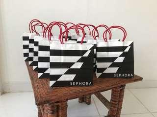 Paper bag Sephora