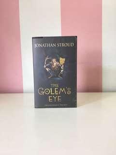 Golem's Eye by Jonathan Stroud Book 2 Paperback