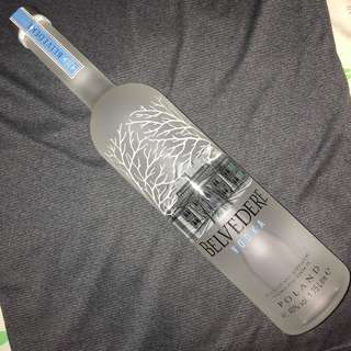 [$800] Belvedere Vodka 1750ml