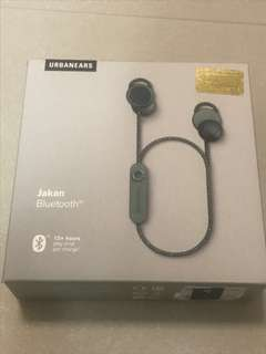 Urbanears Jakan 藍芽耳機