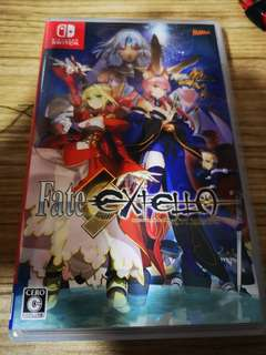 🚚 Fate/Extella: the Umbral Star (Nintendo Switch version)