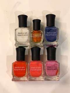 ✨SALE✨ Deborah Lippman Nailpolish