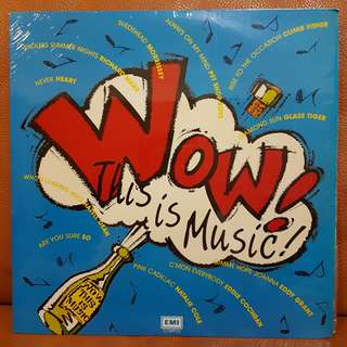 WOW! This Is Music!  Vinyl Record