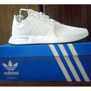 Authentic Adidas White XPLR