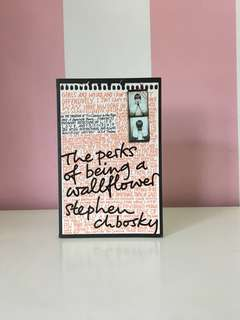The Perks of Being a Wallflower by Stephen Chbosky Paperback