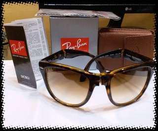 Ray Ban 摺疊式太陽眼鏡