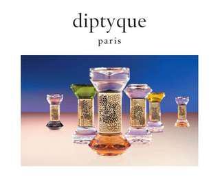 🌱🍀Diptyque Hourglass Diffuser 34 signature scent